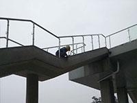 成都凤凰高架桥快速公交站