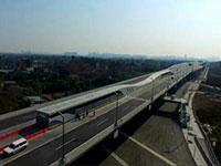成都快速公交站项目(完工图例展示)